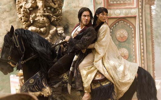 Обои Фильм Prince of Persia / Принц Персии