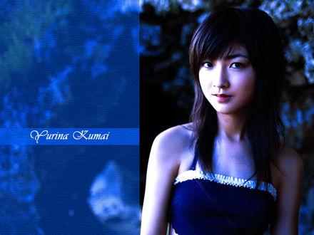 Обои Кумай Юрина / Kumai Yurina из японской группы Berryz Koubou