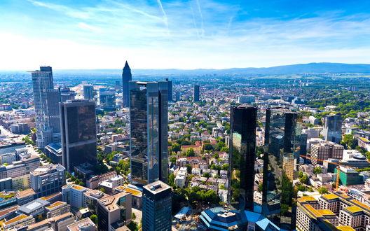 Обои Франкфурт-на-майне