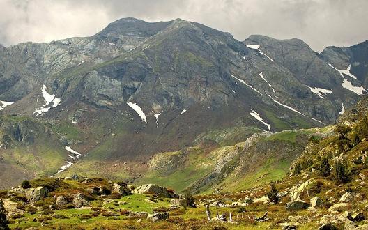 Обои Красивые горы