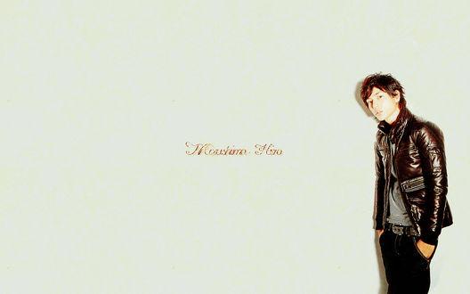 Обои Мидзушимо Хиро / Mizushima Hiro