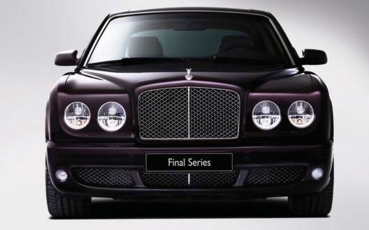 Обои Bentley Arnage Final Series