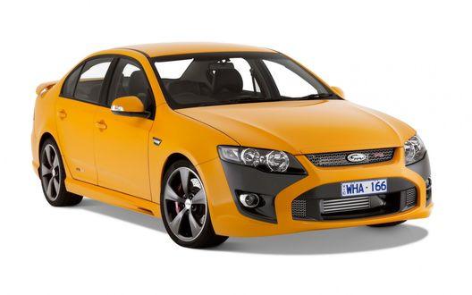 Обои Ford Australia FPV