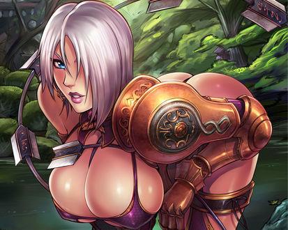 Обои Ivy / Айви (Изабелла Валентина) персонаж из серии игр Soulcalibur