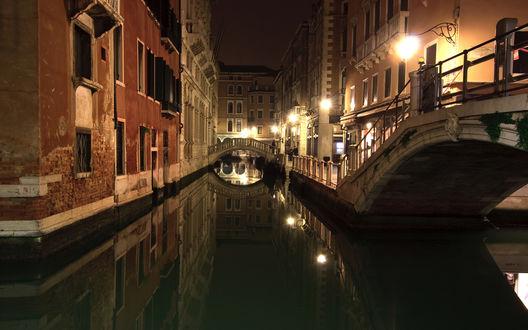 Обои Красивая Венеция