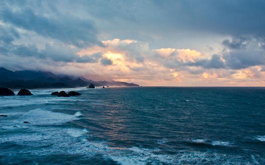Обои Океан