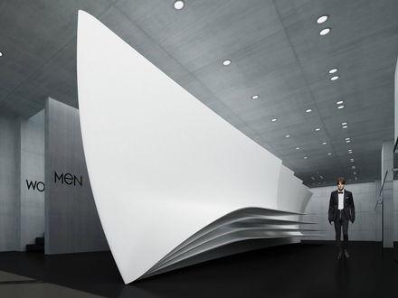 Обои Elke Presser - People - Zaha Hadid Architects