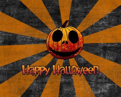 Обои Праздник Happy Halloween / Счастливого Хэллоуина