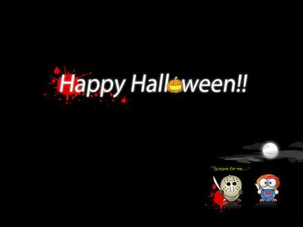 Обои Happy Halloween!! (Счастливого хэллоуина!!)