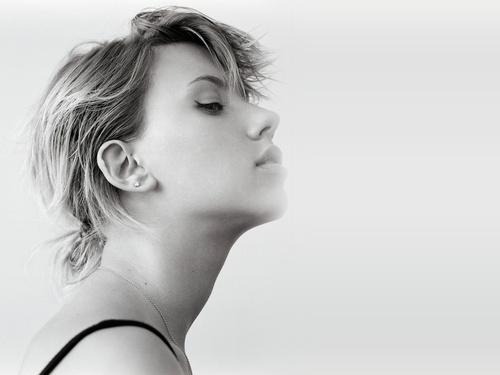 ���� ������� �������� / Scarlett Johansson