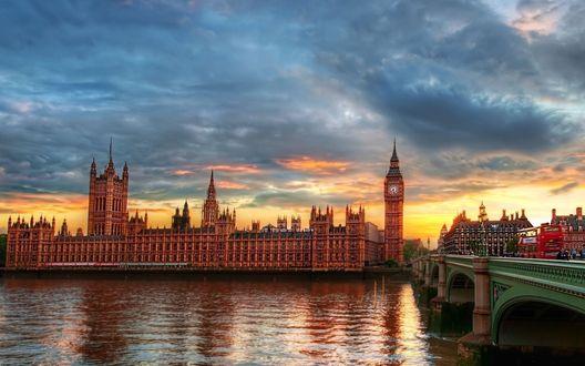 Обои Величественный Лондон
