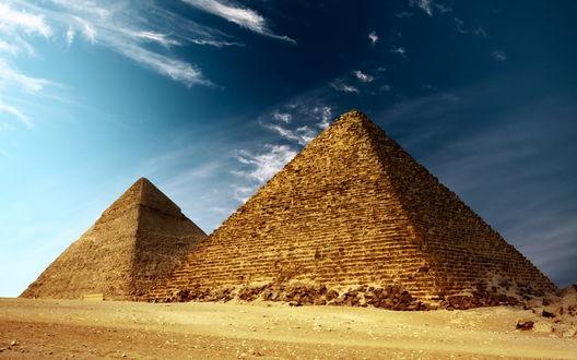 Обои Пирамиды Египта