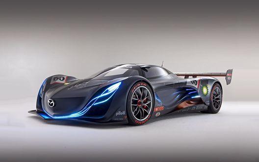 Обои Мазда Фураи  Концепт-кар / Mazda Furai Concept