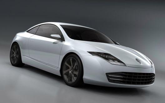 Обои Renault_Laguna_Coupe_Concept