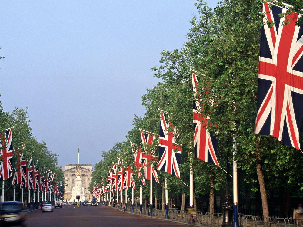 Обои для рабочего стола Улица Лондона / London, Британия