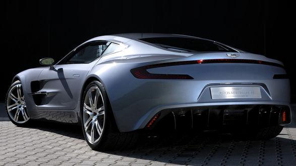 Обои Aston Martin / Астон Мартин One-77