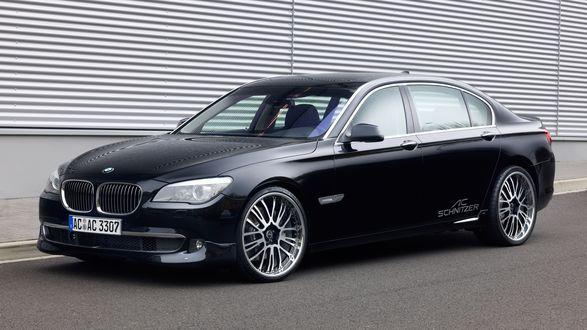 Обои AC-Schnitzer-ACS7-BMW-7-series-F02 / БМВ