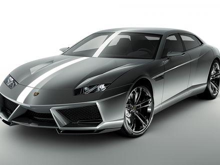 Обои Lamborghini Estoque 2013 Concept1 / Ламборджини