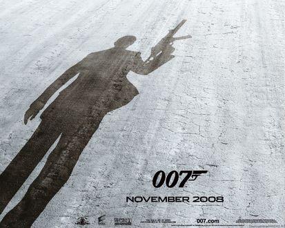 ���� ����� ���������� / Quantum of Solace - �������� ������ ����� �� ���������� ������ ������� ����� / James Bond ��� ������ 007 (november 2008)