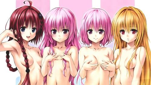 картинки аниме голые: