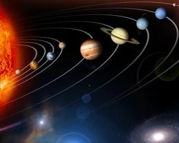 Солнечная система солнце меркурий