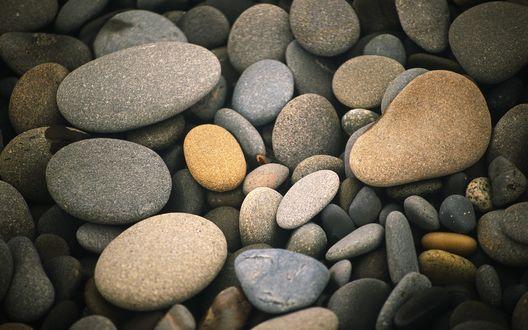 Обои Множество камней