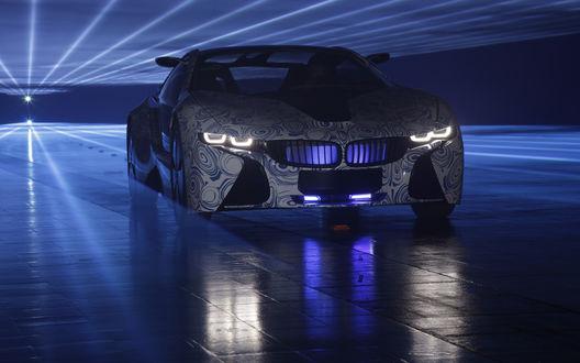 Обои Тюнингованный BMW / БМВ