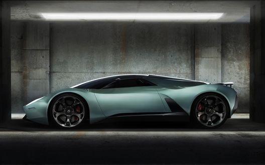 Обои Концепт Lamborghini Insecta