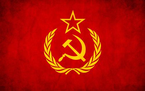 Флаг ссср обои