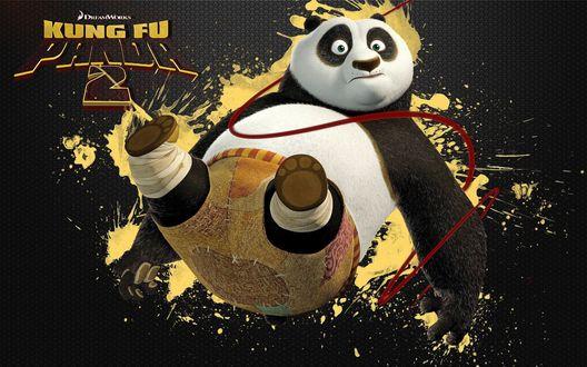 Обои Kung Fu Panda  2/ Конг Фу Панда 2 (DreamWorks)