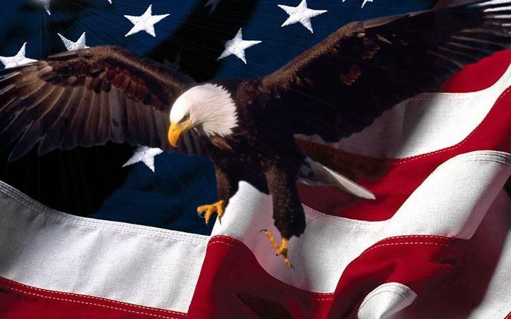 картинки американский флаг на айфон