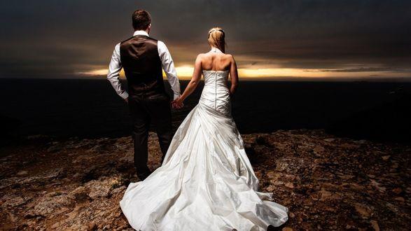 еро невесты обои