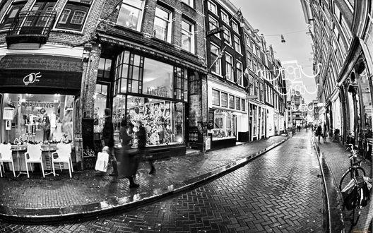 Обои Амстердам, Нидерланды / Amsterdam, Netherland