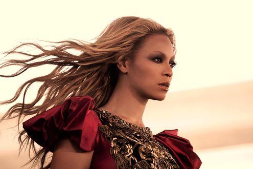 Обои Певица Бейонсе / Beyonce