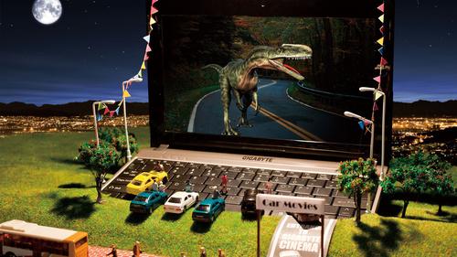 ... ноутбука фильм про динозавров (Car movies