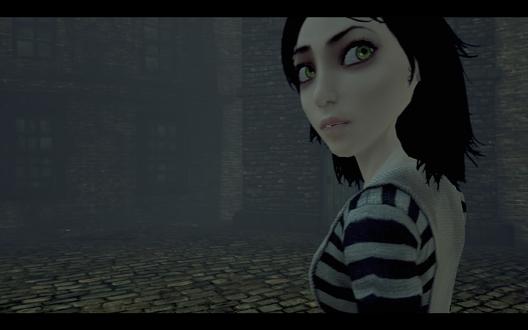 Обои Компьютерная игра Алиса / Алиса: Безумие Возвращается / Madness Returns