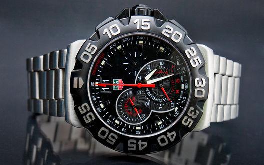 Обои Оригинальные швейцарские часы Swiss Millitary Watch / Switzerland с титановым корпусом особенно полюбились военнослужащими