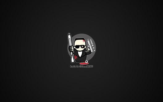 Обои Терминатор /  Terminator (Hasta la vista... Baby!)