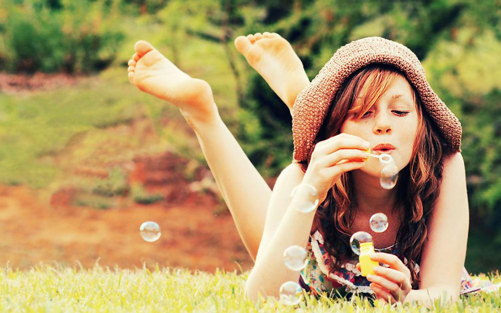 Девушек с мыльными пузырями эротическое фото фото 568-114