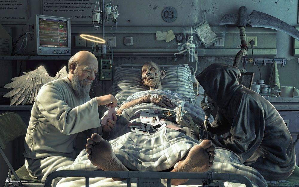 Скачать картинку смерть играет в карты игровые автоматы играть бесплатно и без регистрации бонус