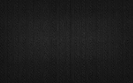 Обои Текстура в виде черного свитера