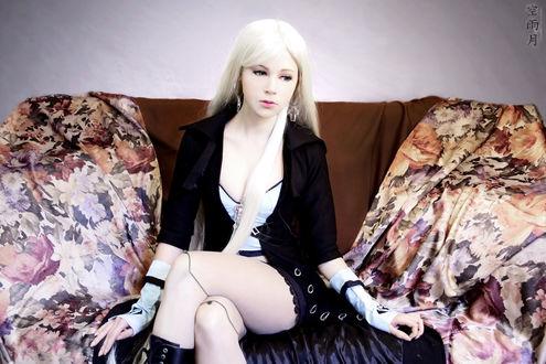Обои Cosplay / косплей куклы B.J.D. Shall (Kuametsuki)