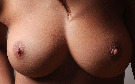 Голые красивые груди женские фото