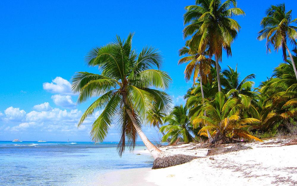 обои красивые острова на рабочий стол
