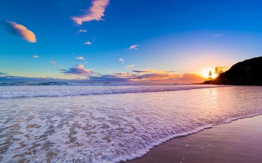 Обои Австралия, Квинсленд, Голд-Кост / Australia, Queensland, Gold Coast