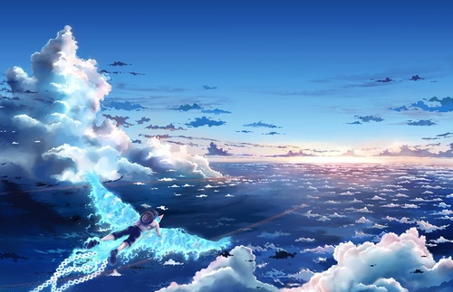 Обои Portgas D. Ace / Портгас Д. Эйс из аниме Большой Куш / One ...