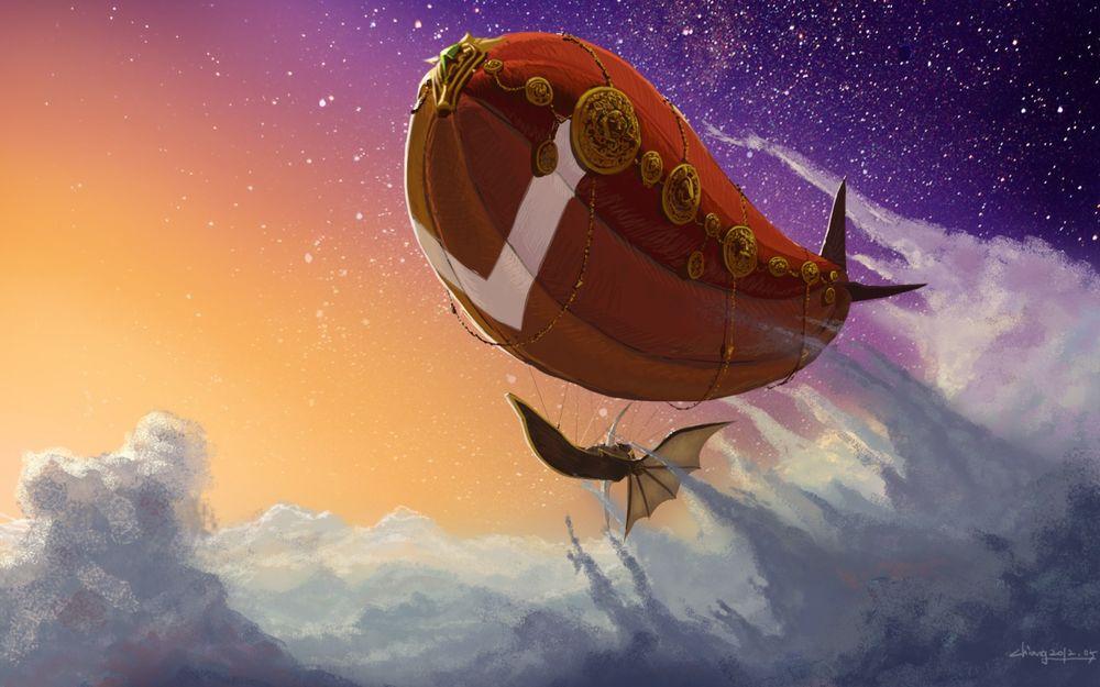 Эротика в космосе в воздухе 3 фотография