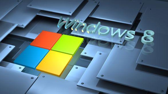Обои Windows 8
