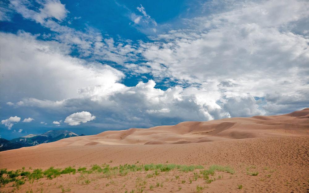 картинки небо пустыни надписи французском