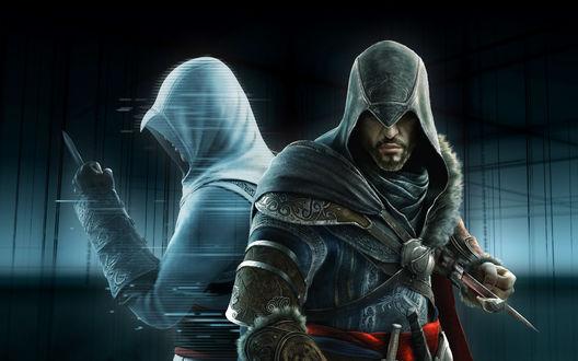 Обои Игра Assassins Creed / Кредо ассасинов 3